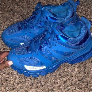 Balenciaga Shoes - Balenciaga Men Track Sneakers
